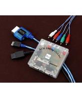 XCM 1080p Universal VGA Box (PS3/Xbox360/Wii/PSP Slim/PSP 3000)
