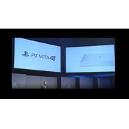 Primer anuncio de PS Vita TV