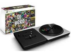 DJ Hero + Turntable Xbox 360