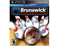 Brunswick Pro Bowling (Move) PS3