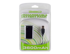3600 mAh Rechargeable Battery