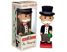 Mr. Monopoly Bobble Head