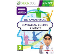 Dr Kawashima: Brain and Body Exercise (Kinect) Xbox 360