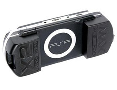 4GB Hard Drive + X2 Battery PSP