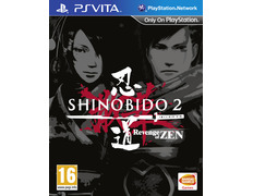 Shinobido 2: Revenge of Zen PS