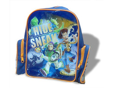 Toy Story - Backpack Buzz and Woody Hide and Sneak