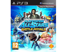 Playstation All-Stars Battle R