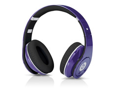 Beats by Dr. Dre Studio High-Definition Purple