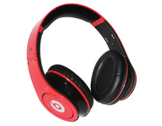 Beats by Dr. Dre Studio High-Definition Rojo