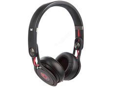 Monster Beats Mixr High Performance negro