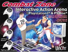 Combat Zone Interactive Ps2/Ps1