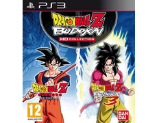 Dragon Ball Z Budokai HD Colle