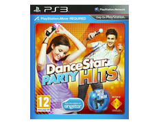 DanceStar Party Hits (Move) PS