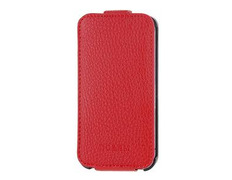 Leather Case for iPhone 4G/4S (Red)