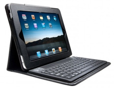 Kensington KeyFolio Keyboard Case for iPad/iPad 2