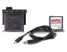 Max Media Player Con Disco Duro De 4GB NDS/NDS Lite