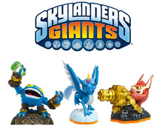 Skylanders Giant - Triple Pack