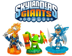 Skylanders Giants - Triple Pac