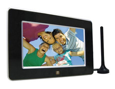 Digital Photo Frame with DVB-T Odys