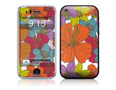 Skin Cayenas iPhone 3G/3Gs