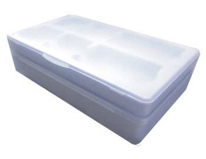Multifunctional Storage Box DS Lite White