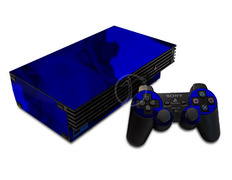 PS2 Chrome Blue