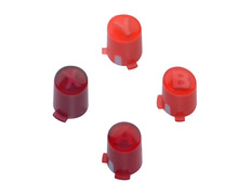 ABXY Button Set for Xbox 360 Controller Red