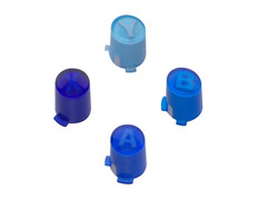 ABXY Button Set for Xbox 360 Controller Blue