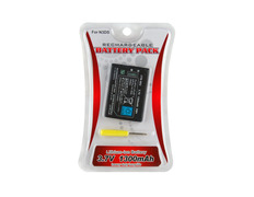 Rechargeable Battery Pack for 3DS + Screwdriver