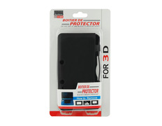 Silicon Case for Nintendo 3DS Black