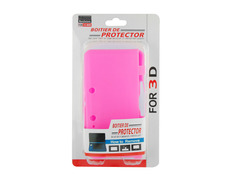 Silicon Case for Nintendo 3DS Pink