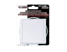 UMD Cover/Memory Stick Storage for PSP 2000/PSP 3000 White