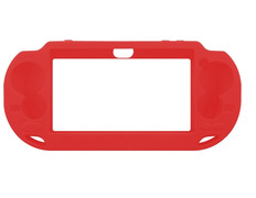 Silicon Case for PS Vita Red