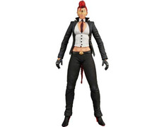 Street Fighter IV - Crimson Viper 18 cm