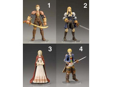Final Fantasy Tactics - The War of the Lions Set
