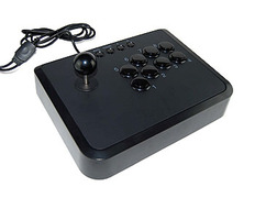 Fighting Stick for PS2/PS3/PC/Wii/GC/Xbox 360