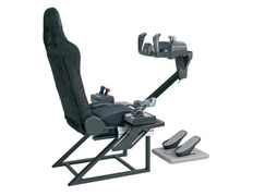 Playseat Flight Simulator