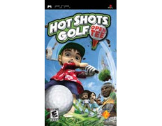 Hot Shots Golf PSP