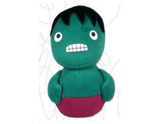 Peluche Bottom Marvel Heroes -