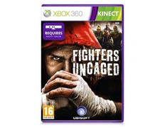 Fighters Uncaged (Kinect) - Xbox 360