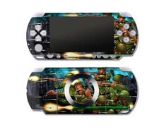 Skin last Stand PSP Slim and Lite