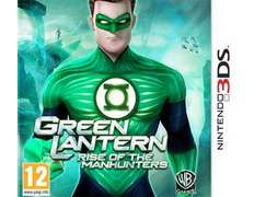 Green Lantern: Rise of the Manhunters - 3DS