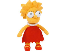 The Simpsons - Plush Lisa 21cm