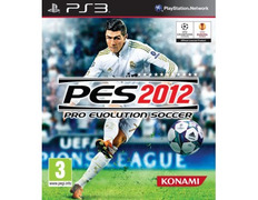 Pro Evolution Soccer 2012 PS3