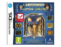 Professor Layton and the Spectres Call DS