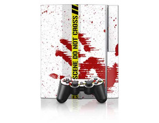 Skin Crime Scene Revisited PS3