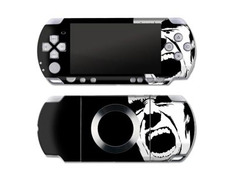Skin Scream PSP Slim and Lite
