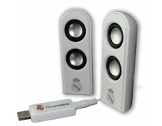 USB Digital Speaker Real Madri
