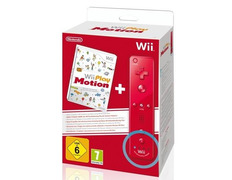 Wii Play Motion + Remote Plus