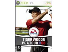 Tiger Woods PGA Tour 08 Xbox 360